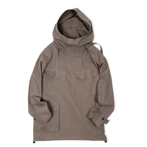 Movement Anorak(Light Brown)
